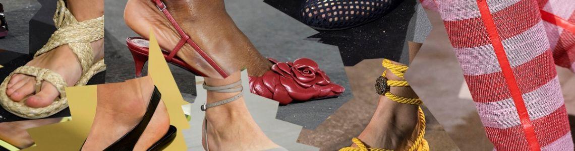 Краще взуття для літа в місті