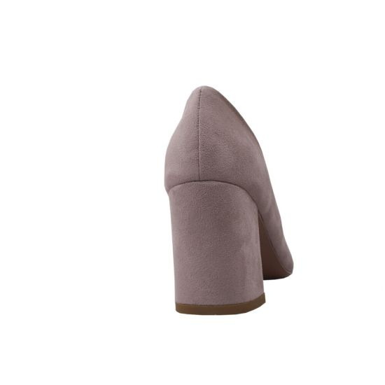 Туфлі жіночі Liici еко замш, колір капучіно