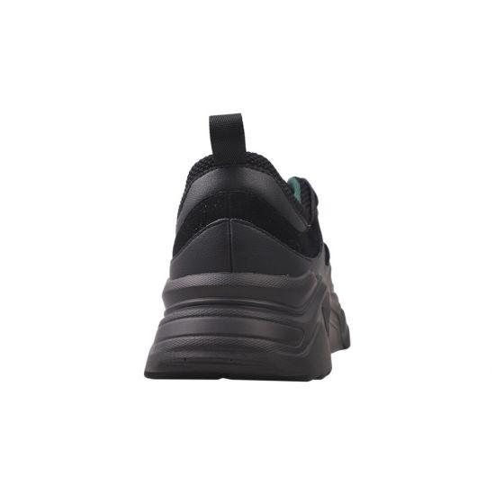 Кросівки жіночі Li Fexpert натуральна шкіра, колір чорний