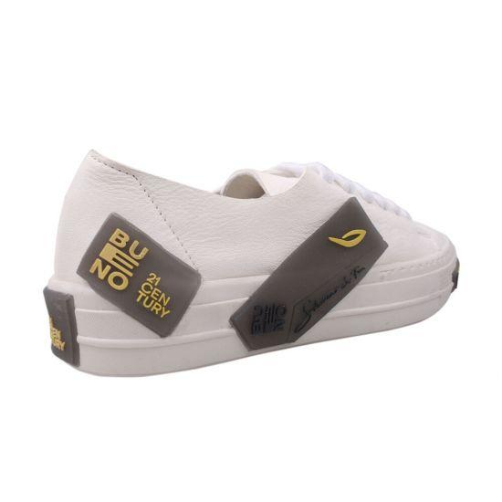 Туфлі жіночі Bueno натуральна шкіра, колір білий