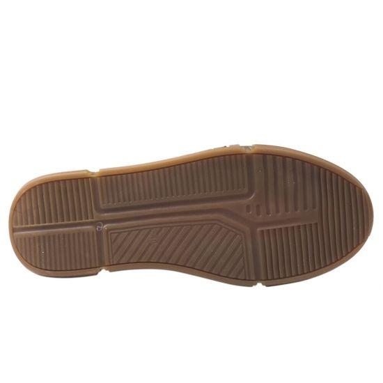 Кеди чоловічі з натуральної шкіри (нубук), на низькому ходу, на шнурівці, колір капучино, Visazh