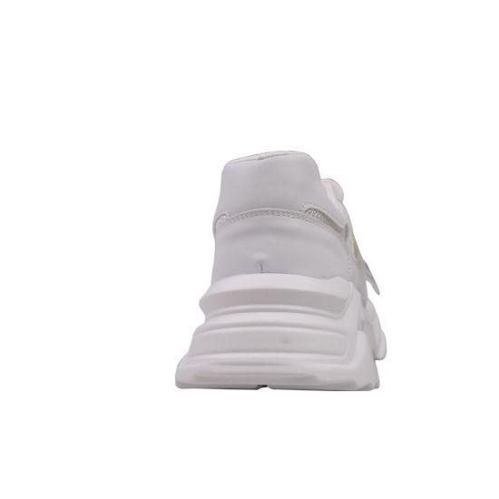 Кросівки жіночі Li Fexpert натуральна шкіра, колір білий 523-20LK