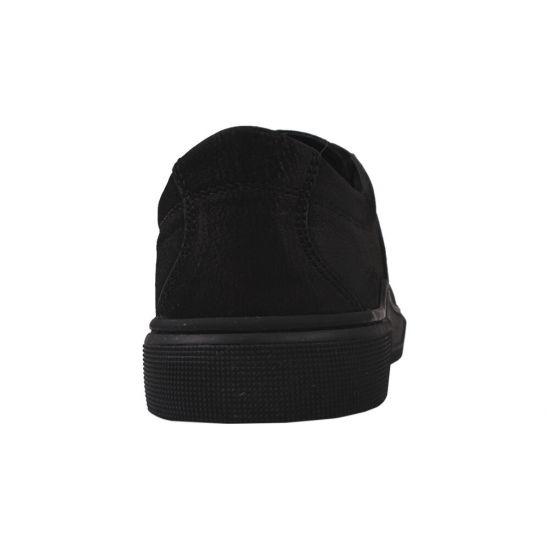 Кеди чоловічі Detta Нубук, колір чорний