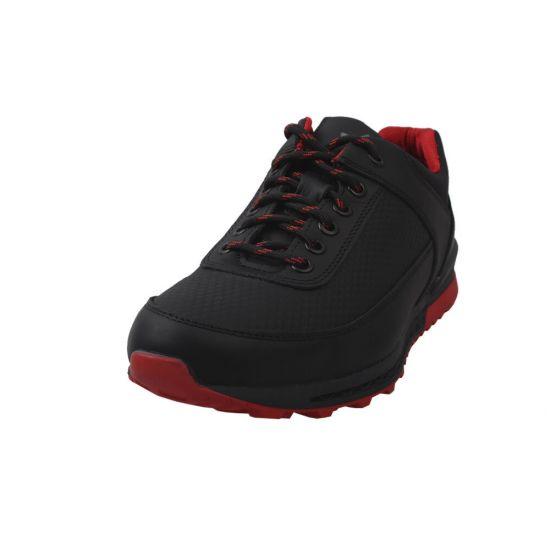 Туфлі спорт чоловічі Mida натуральна шкіра, колір чорний