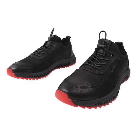 Туфлі комфорт чоловічі Cossottinni Нубук, колір чорний