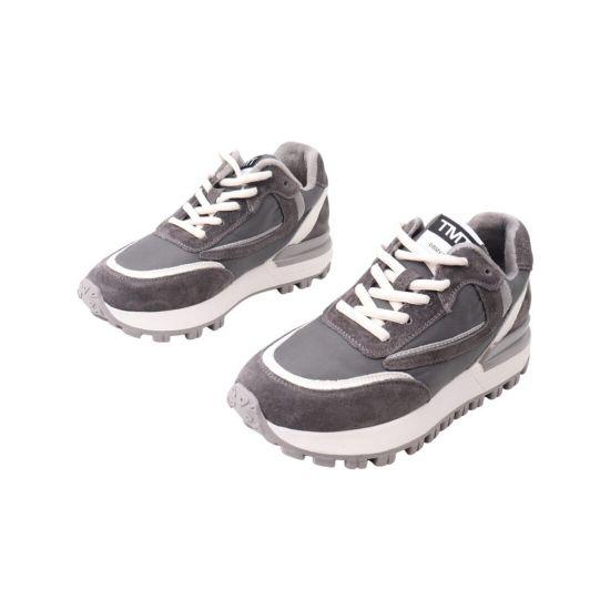 Кросівки жіночі Li Fexpert сірі текстиль