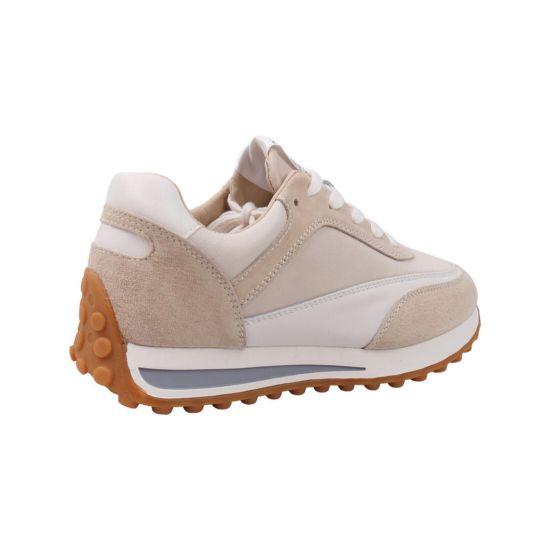 Кросівки жіночі Li Fexpert бежеві текстиль