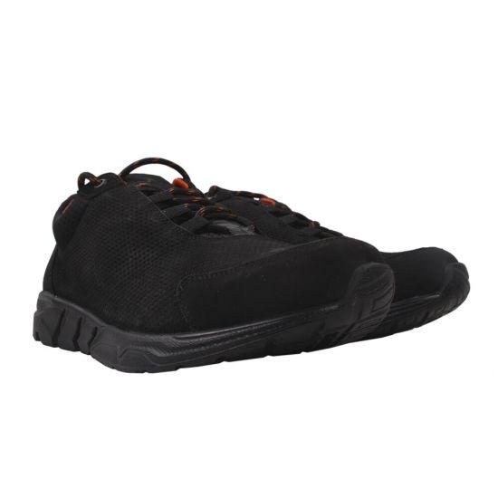 Кросівки чоловічі Нубук, колір чорний
