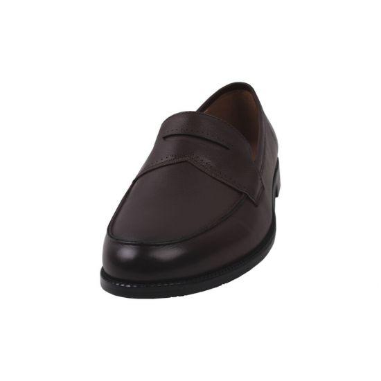 Туфлі жіночі Anemone натуральна шкіра, колір бордо