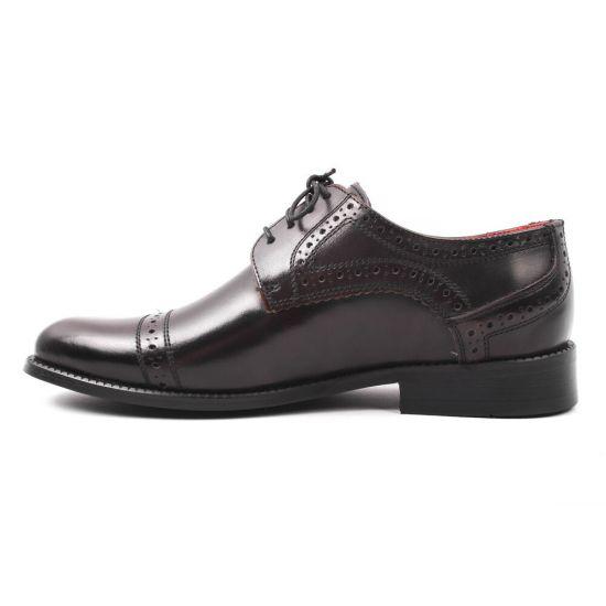 Туфлі Silvani Virgilio натуральна шкіра, колір кабір