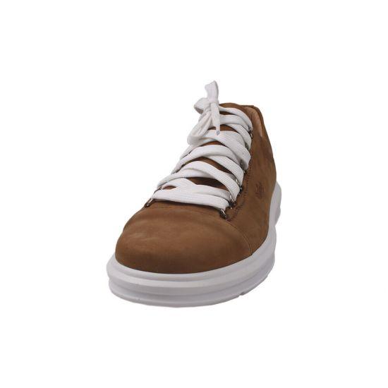 Туфлі спорт чоловічі Vadrus Нубук, колір рудий