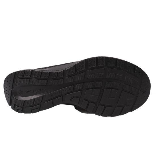 Кросівки чоловічі з текстилю, на низькому ходу, на шнурівці, колір чорний, Італія Gri Sport
