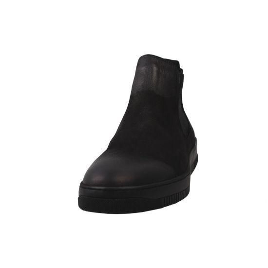 Черевики чоловічі Ridge Нубук, колір чорний