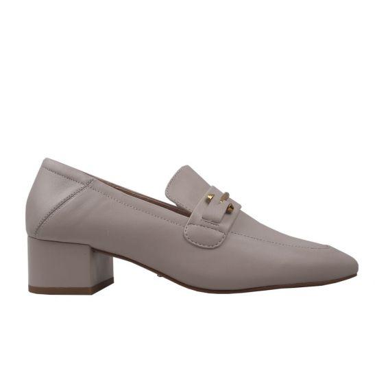 Туфлі жіночі Djovannia натуральна шкіра, колір молочний