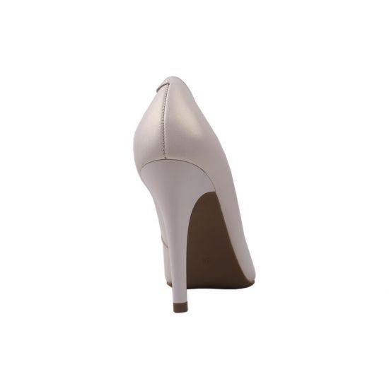 Туфлі жіночі натуральна шкіра, колір бежевий