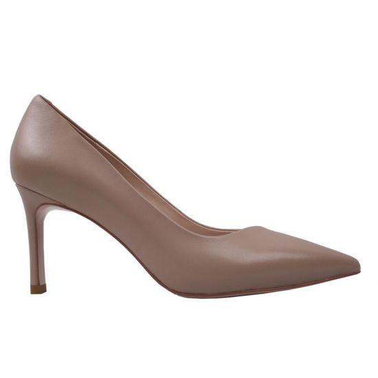 Туфлі жіночі Anemone натуральна шкіра, колір пудра