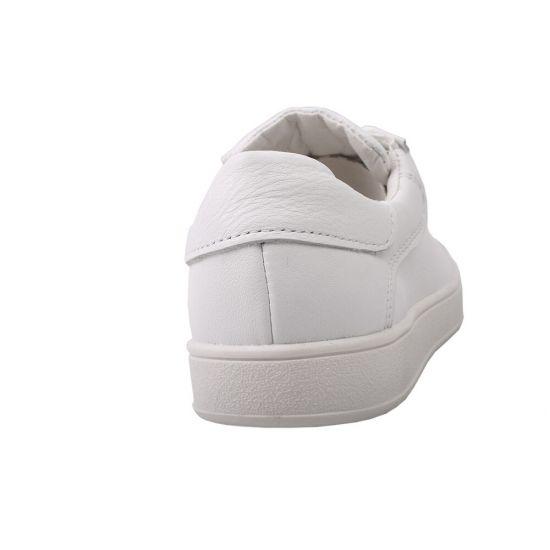 Туфлі спорт жіночі Best Vak натуральна шкіра, колір білий