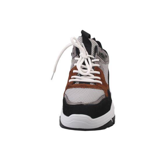 Кросівки жіночі Li Fexpert Натуральна замша, колір комбінований