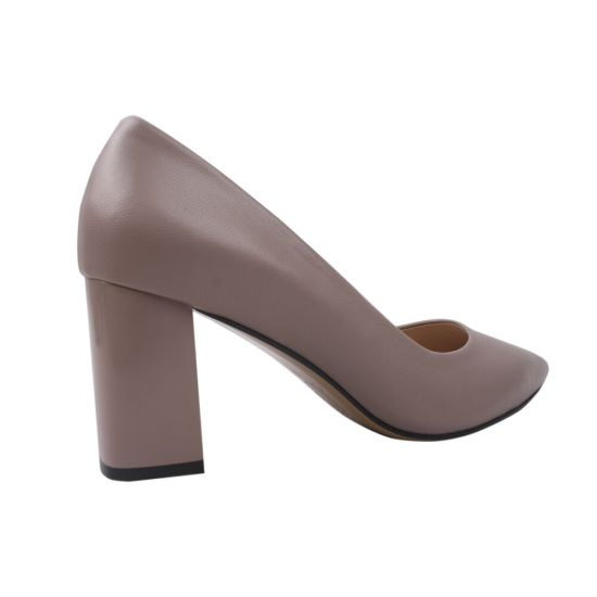 Туфлі жіночі Mario Muzi натуральна шкіра, колір капучіно