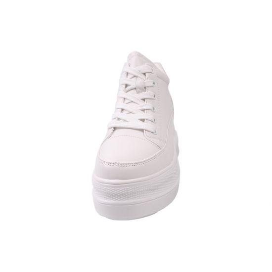 Туфлі спорт жіночі Berkonty натуральна шкіра, колір білий