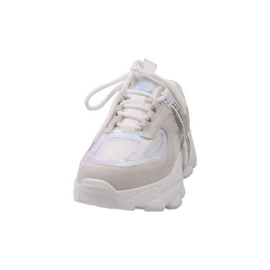 Кросівки жіночі Farinni Нубук, колір білий