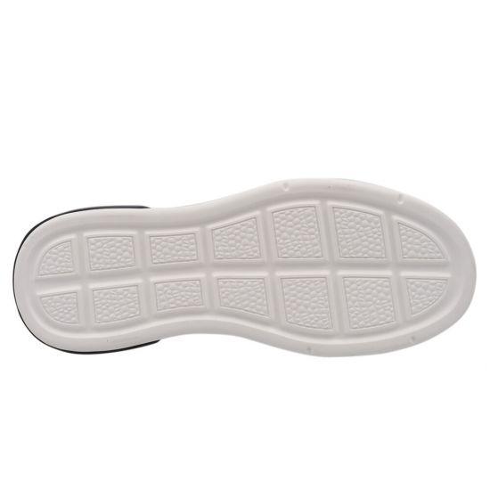 Кеди чоловічі з натуральної шкіри, на низькому ходу, на шнурівці, білі, Arees 73-21DTC