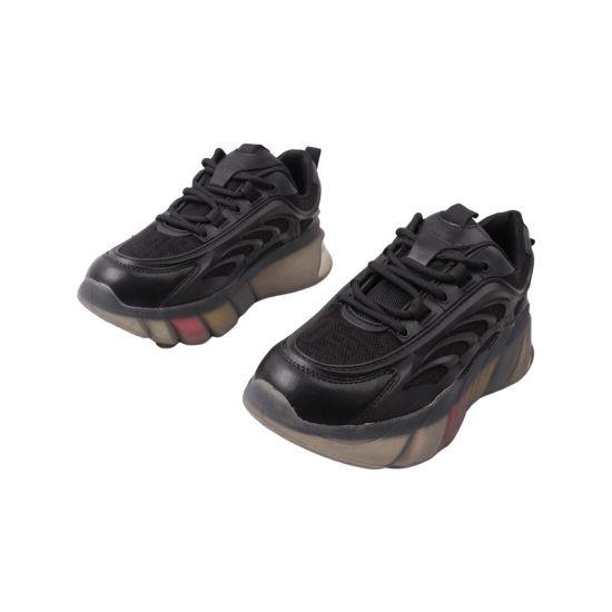 Кросівки жіночі Li Fexpert чорні текстиль 699-21DK