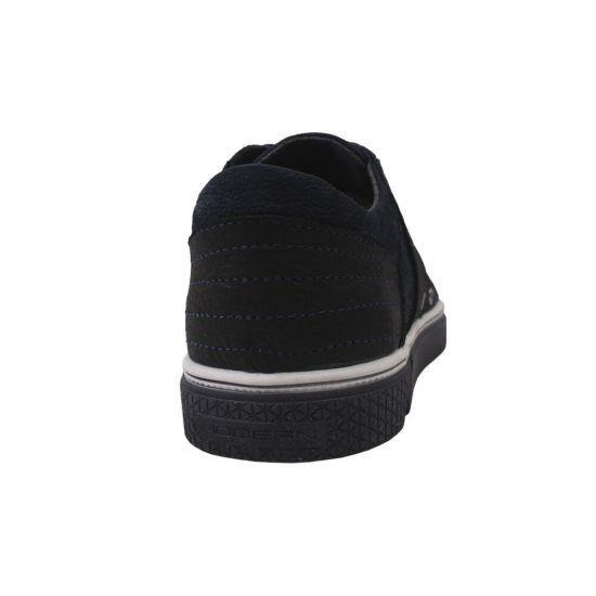 Туфлі спорт чоловічі Visazh Нубук, колір синій