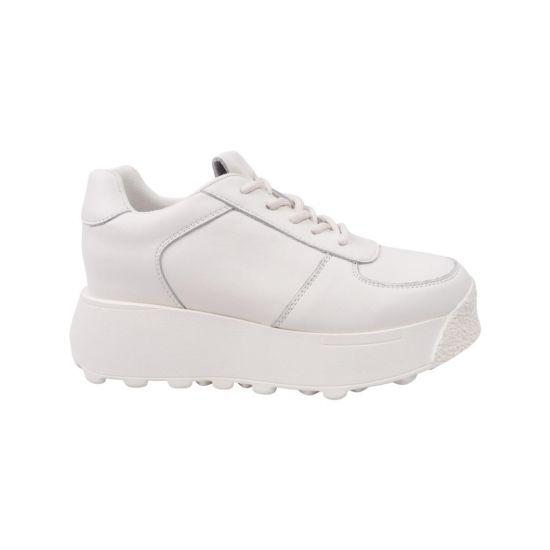 Кросівки жіночі Farinni білі натуральна шкіра