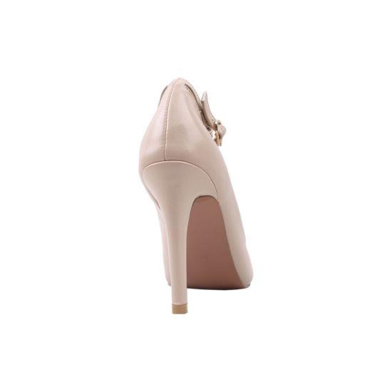 Туфлі жіночі Liici еко шкіра, колір бежевий