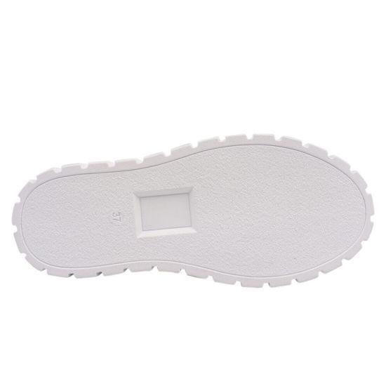 Кеди з натуральної шкіри, на низькому ходу, на шнурівці, білі, Kento