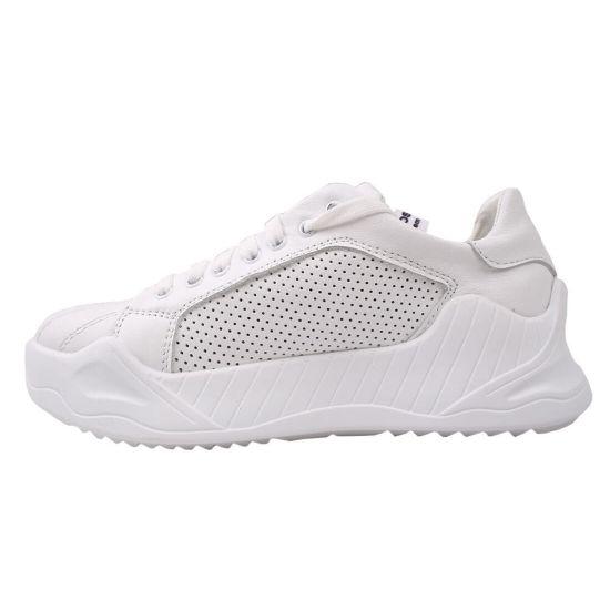 Туфлі жіночі Best Vak натуральна шкіра, колір білий