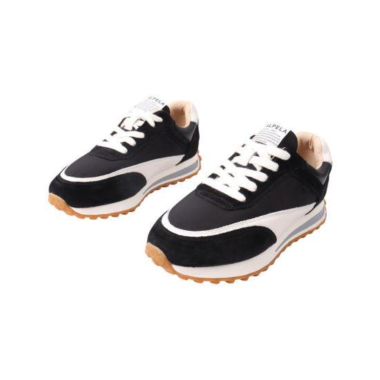 Кросівки жіночі Li Fexpert чорні текстиль