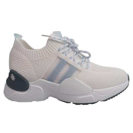 Кросівки жіночі Vikonty Текстиль, колір білий