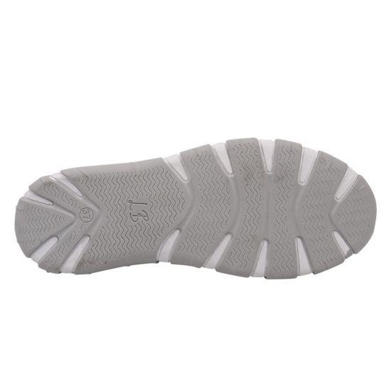 Кеди жіночі з натуральної шкіри, на низькому ходу, на шнурівці, колір сірий, Туреччина Estomod