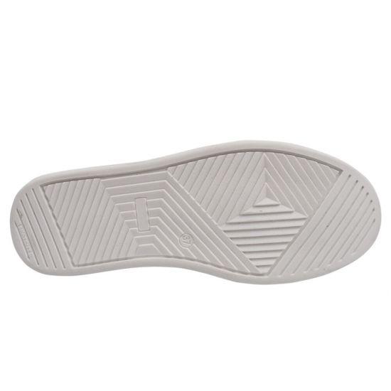 Кеди чоловічі з натуральної шкіри, на низькому ходу, на шнурівці, білі, Україна Road Style