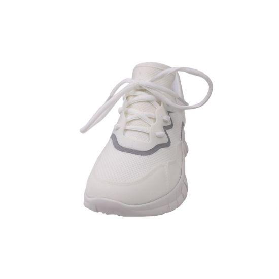 Кросівки жіночі Текстиль, колір білий