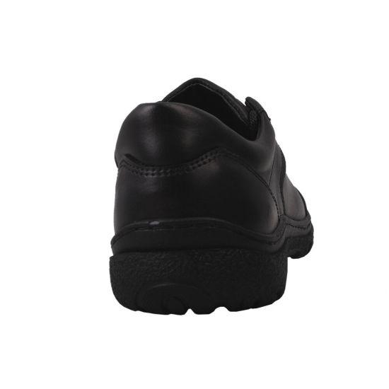 Туфлі спорт чоловічі Konors натуральна шкіра, колір чорний