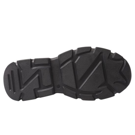 Кросівки жіночі з натуральної шкіри, на низькому ходу, на шнурівці, колір чорний, Secret