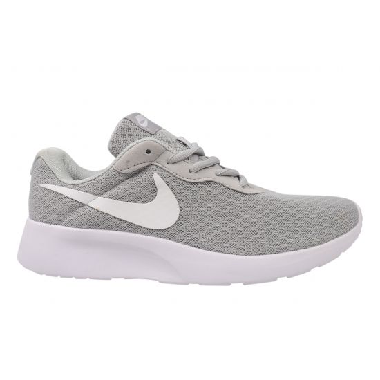 Кросівки чоловічі з текстилю, на низькому ходу, на шнурівці, колір сірий, Nike