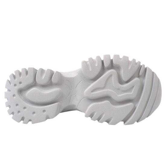 Кросівки жіночі з натуральної шкіри, на низькому ходу, на шнурівці, сірі, Li Fexpert