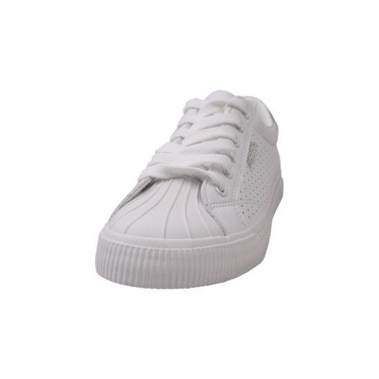 Туфлі спорт жіночі Vikonty натуральна шкіра, колір білий