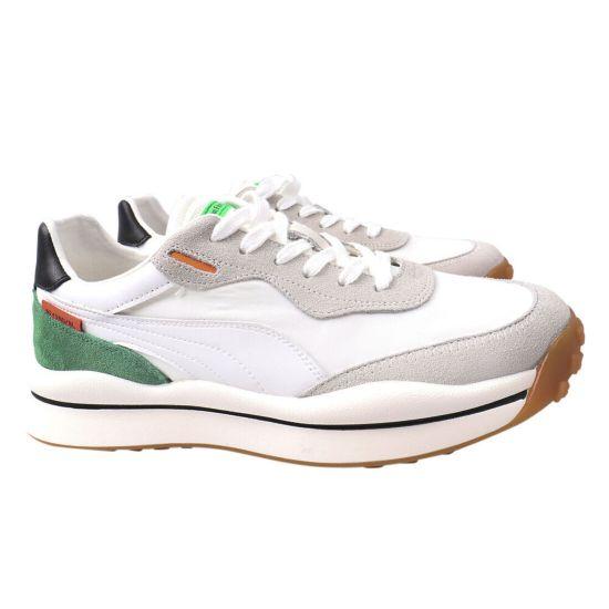 Кросівки чоловічі з натуральної замші, на низькому ходу, на шнурівці, кольорові, Li Fexpert