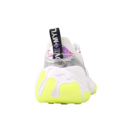Кросівки жіночі Li Fexpert еко шкіра, колір білий 544-20DK