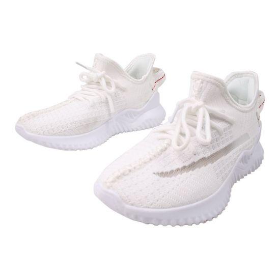 Кросівки жіночі Res Time Текстиль, колір білий