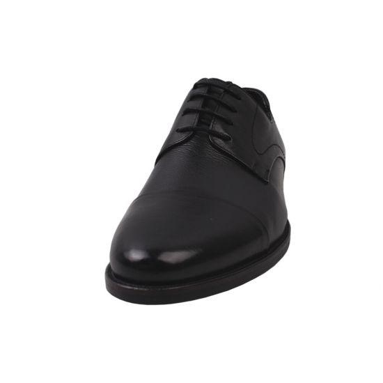 Туфлі чоловічі Anemone натуральна шкіра, колір чорний