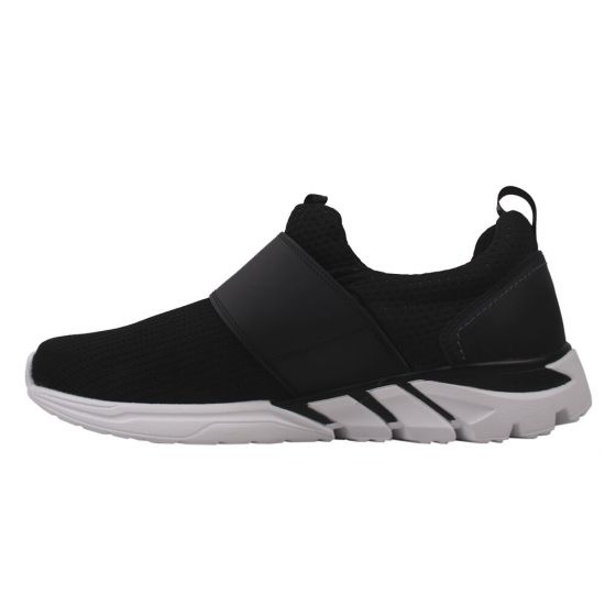 Кросівки чоловічі Текстиль, колір чорний