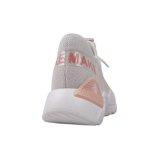 Кросівки жіночі Vikonty Текстиль, колір білий 112-20LK