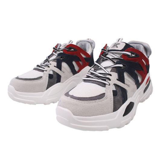 Кросівки жіночі Li Fexpert Нубук, колір сірий