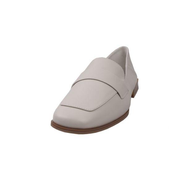 Туфлі жіночі Berkonty натуральна шкіра, колір молочний